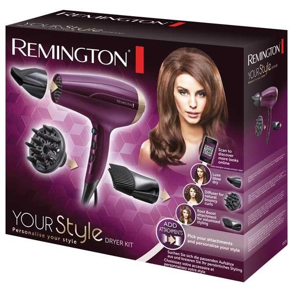 Set Uscător De Păr Your Style D5219 Remingtonro